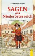 Cover-Bild zu Hofbauer, Friedl: Sagen aus Niederösterreich