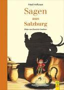 Cover-Bild zu Hofbauer, Friedl: Sagen aus Salzburg
