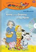 Cover-Bild zu Hämmerle, Susa: LESEZUG ENGLISCH: Anna and Granny on the Farm +CD