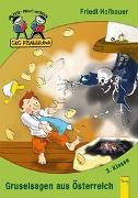 Cover-Bild zu Hofbauer, Friedl: Gruselsagen aus Österreich