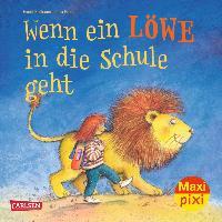 Cover-Bild zu Hofbauer, Friedl: Carlsen Verkaufspaket. Maxi-Pixi 176. Wenn ein Löwe in die Schule geht