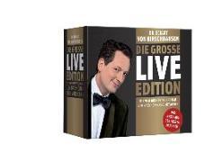 Cover-Bild zu Hirschhausen, Eckart von (Komponist): (MP3)Die Groáe Live-Edition