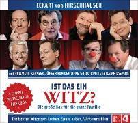 Cover-Bild zu Hirschhausen, Eckart von: Ist das ein Witz? Die große Box für die ganze Familie