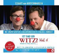 Cover-Bild zu Hirschhausen, Eckart von: Ist das ein Witz? Kommt ein Kind zum Arzt ?