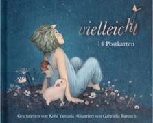 Cover-Bild zu Yamada, Kobi: Vielleicht - Das Postkartenbuch