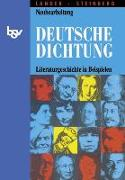 Cover-Bild zu Deutsche Dichtung von Langer, Klaus