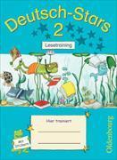 Cover-Bild zu Deutsch-Stars - Lesetraining 2. Schuljahr. Übungsheft mit Lösungen