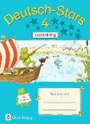 Cover-Bild zu Deutsch-Stars - Lesetraining 4. Schuljahr. Übungsheft mit Lösungen