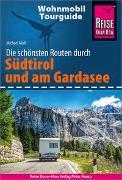 Cover-Bild zu Reise Know-How Wohnmobil-Tourguide Südtirol und Gardasee von Moll, Michael