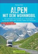 Cover-Bild zu Alpen mit dem Wohnmobil von Moll, Michael