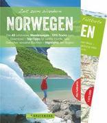 Cover-Bild zu Zeit zum Wandern Norwegen von Dietrichs, Martin