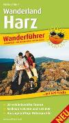 Cover-Bild zu Wanderland Harz von Moll, Michael
