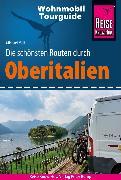Cover-Bild zu Reise Know-How Wohnmobil-Tourguide Oberitalien - Download (PDF) (eBook) von Moll, Michael