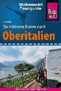 Cover-Bild zu Reise Know-How Wohnmobil-Tourguide Oberitalien von Moll, Michael