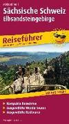Cover-Bild zu Sächsische Schweiz - Elbsandsteingebirge von Moll, Michael