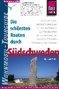 Cover-Bild zu Reise Know-How Wohnmobil-Tourguide Südschweden: Die schönsten Routen (eBook) von Moll, Michael