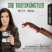 Cover-Bild zu Der Todeskünstler, Folge 2: Narben (Audio Download) von Mcfadyen, Cody