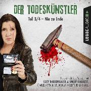 Cover-Bild zu Der Todeskünstler, Folge 3: Nie zu Ende (Audio Download) von Mcfadyen, Cody