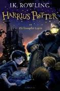 Cover-Bild zu Rowling, J.K.: Harry Potter and the Philosopher's Stone (Latin)