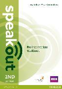 Cover-Bild zu Speakout 2nd Edition Pre-intermediate Workbook without key von Williams, Damian