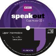 Cover-Bild zu Speakout Upper Intermediate Class Audio CD von Eales, Frances