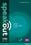 Cover-Bild zu Speakout 2nd Edition Starter Coursebook with DVD Rom von Eales, Frances