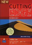 Cover-Bild zu Elementary: New Cutting Edge Elementary Students Book and CD-Rom Pack - New Cutting Edge von Cunningham, Sarah