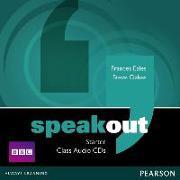 Cover-Bild zu Speakout Starter Class Audio CD von Eales, Frances