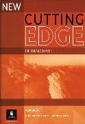 Cover-Bild zu Intermediate: Cutting Edge - New! Intermediate Workbook (Without Key) - New Cutting Edge von Comyns-Carr, Jane