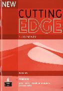 Cover-Bild zu Elementary: New Cutting Edge Elementary Workbook (With Key) - New Cutting Edge von Cunningham, Sarah