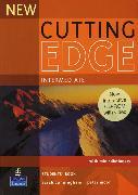 Cover-Bild zu Intermediate: New Cutting Edge Intermediate Cutting Edge Intermediate Students Book NE and CD-Rom Pack - New Cutting Edge von Cunningham, Sarah