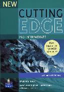 Cover-Bild zu Pre-Intermediate: New Cutting Edge Pre-intermediate Students Book NE and CD-Rom Pack - New Cutting Edge von Cunningham, Sarah