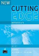 Cover-Bild zu Intermediate: Cutting Edge - New! Intermediate Workbook (With Key) - New Cutting Edge von Comyns-Carr, Jane