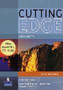 Cover-Bild zu Advanced: Cutting Edge - Original! Advanced Cutting Edge Advanced Students Book and CD-Rom Pack - Cutting Edge von Cunningham, Sarah