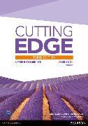 Cover-Bild zu Cutting Edge 3rd Edition Upper Intermediate Workbook (with Key) von Comyns Carr, Jane