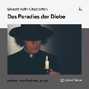 Cover-Bild zu Das Paradies der Diebe (Audio Download) von Chesterton, Gilbert Keith