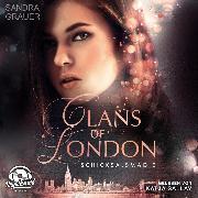Cover-Bild zu Schicksalsmagie - Clans of London, (ungekürzt) (Audio Download) von Grauer, Sandra