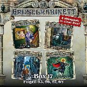 Cover-Bild zu Lovecraft, H.P.: Gruselkabinett, Box 17: Folgen 65, 66, 67, 68 (Audio Download)