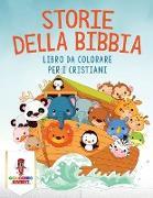 Cover-Bild zu Coloring Bandit: Storie Della Bibbia