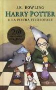 Cover-Bild zu Rowling, Joanne K.: Harry Potter 1 e la pietra filosofale