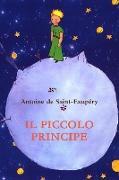 Cover-Bild zu de Saint-Exupéry, Antoine: Il Piccolo Principe