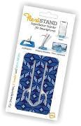 Cover-Bild zu Flexistand Icelandic Blue - superflacher Aufsteller für Smartphones und Mini-Tablets, Handyhalter
