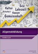 Cover-Bild zu Allgemeinbildung Band 1 von Grössl-Schäuble, Luzia