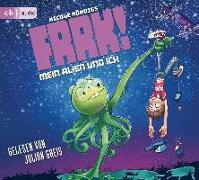 Cover-Bild zu FRRK! - Mein Alien und ich von Röndigs, Nicole