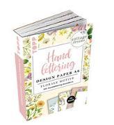 Cover-Bild zu Blum, Ludmila: Handlettering Design Paper Block Cottage Dreams A6
