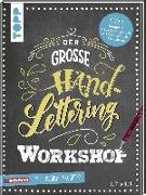 Cover-Bild zu Blum, Ludmila: Der große Handlettering Workshop