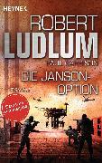 Cover-Bild zu Die Janson-Option (eBook) von Ludlum, Robert