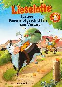 Cover-Bild zu Steffensmeier, Alexander: Lieselotte Lustige Bauernhofgeschichten zum Vorlesen