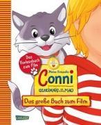 Cover-Bild zu Sander, Karoline: Meine Freundin Conni - Geheimnis um Kater Mau. Das große Buch zum Film