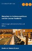 Cover-Bild zu Menschen im Autismusspektrum und die Corona-Pandemie von Preißmann, Christine